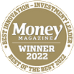 Money Magazine 2021 winner logo