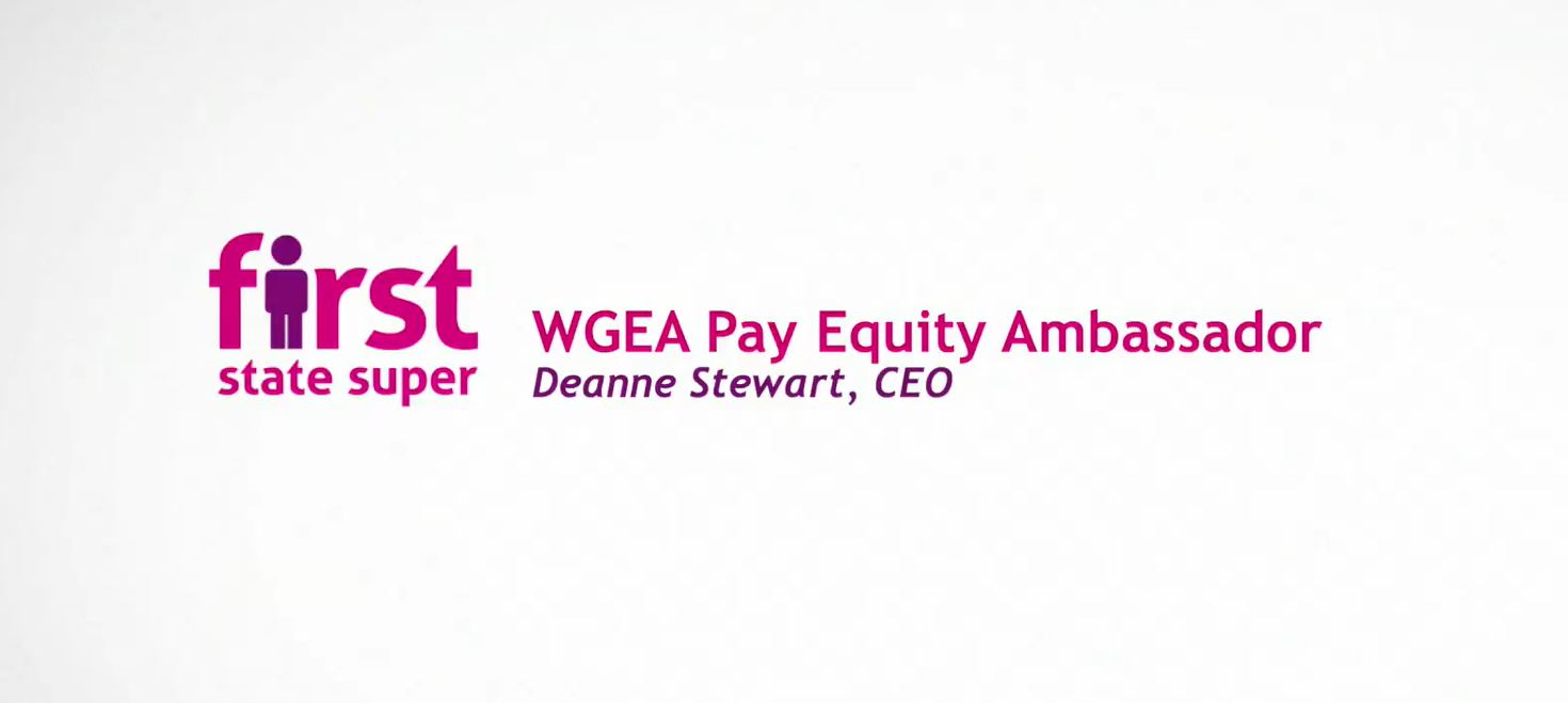 Video message from Pay Equity Ambassador